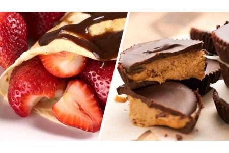 4 рецепта восхитительно-сладких белковых лакомств, которые стоит попробовать