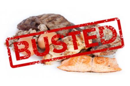 5 распространенных мифов о протеине