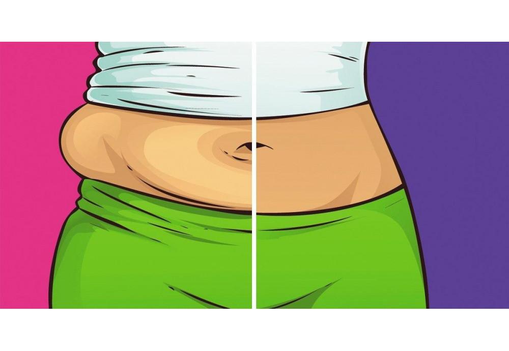 8 упражнений, которые сделают живот плоским (эффективнее, чем корсет Waist Trainer)