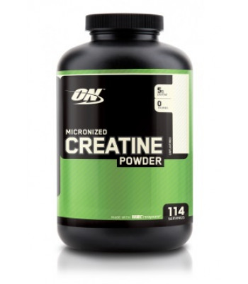 Optimum Nutrition Micronized creatine powder 600 г