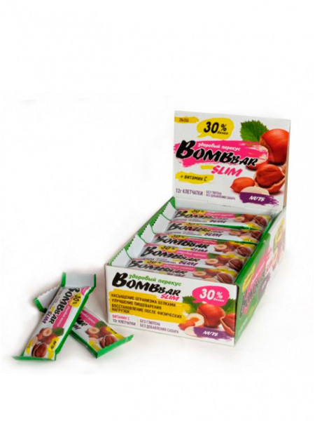 BombBar Slim 35 г