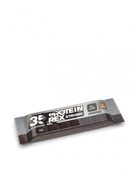 "ProteinRex протеиновый батончик ""Шоколад"" 35% протеина 100 г"
