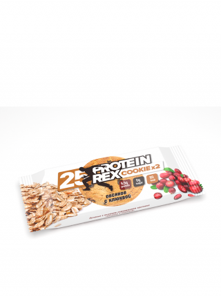 ProteinRex протеиновое печенье 25% протеина 50 г