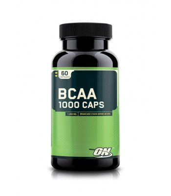 Optimum Nutrition BCAA 1000 60 капсул