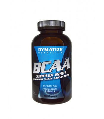 Dymatize BCAA Complex 2200 400 капсул