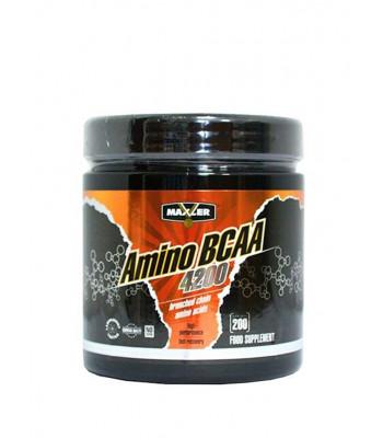 Maxler Amino BCAA 4200 мг 200 таб