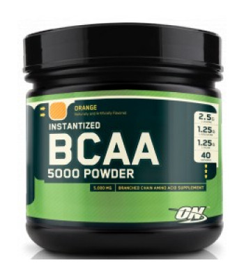 Optimum Nutrition BCAA 5000 380 г Flawored