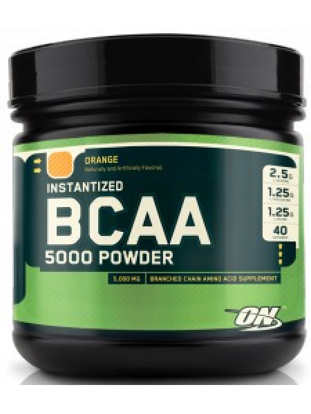 Optimum Nutrition BCAA 5000 380 г Flawored