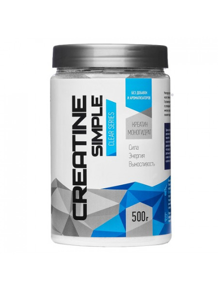 Rline Creatine Powder банка 500 г