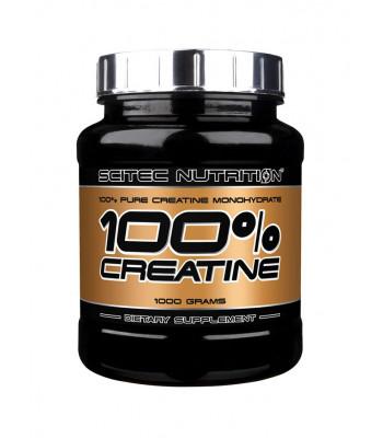 Scitec Nutrition Creatine 100% Pure 1000 г