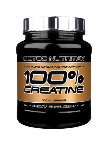 Scitec Nutrition Creatine 100% Pure 1000 г