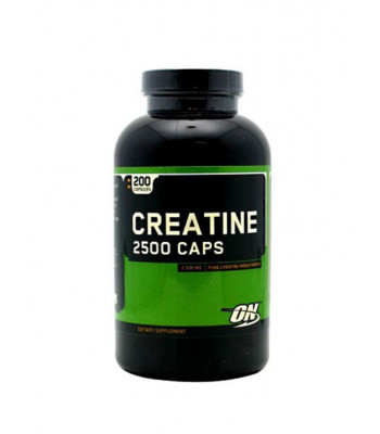 Optimum Nutrition Creatine 2500 мг 200 капс