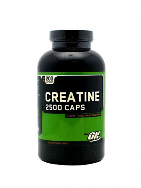 Optimum Nutrition Creatine 2500 мг 200 капс