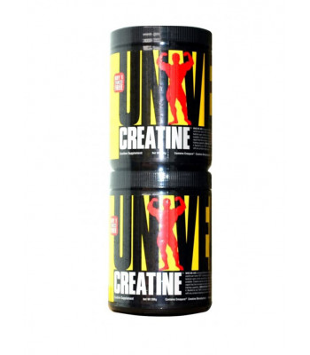 Ultimate Nutrition Creatine 2 банки 400 г