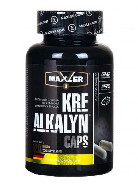 Maxler Kre-Alkalyn 120 капсул