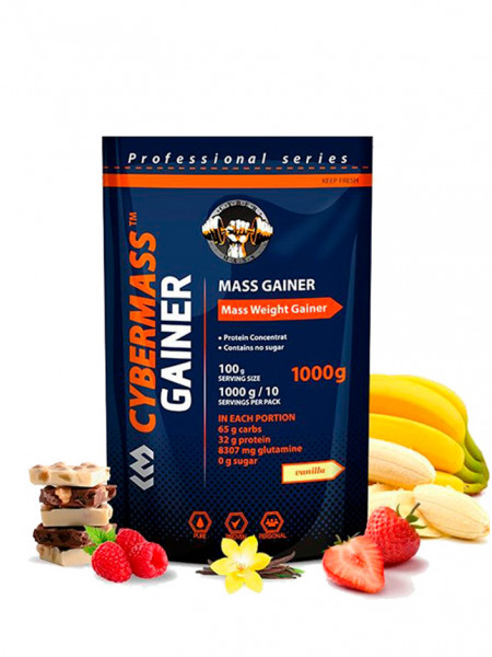 Cybermass Gainer 1000 г