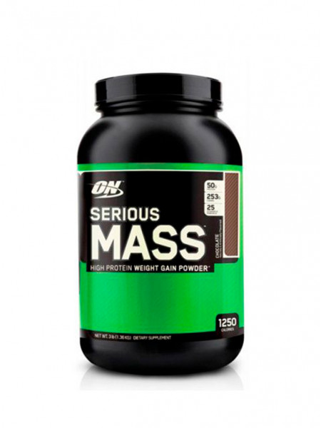 Optimum Nutrition Serious Mass 1350 г
