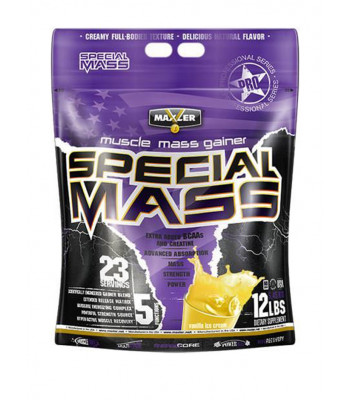 Maxler Special Mass Gainer 5400 г