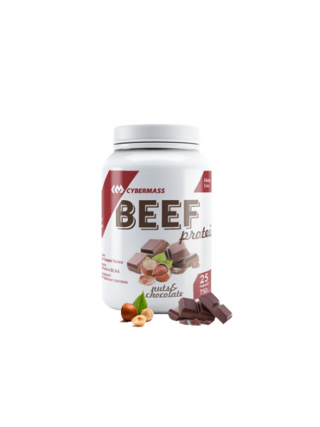 Cybermass Beef Protein Cocktail 750 г