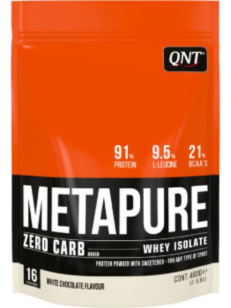 QNT Metapure Zero Carb 480 г