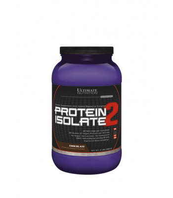 Ultimate Nutrition Protein Isolate 2 840 г