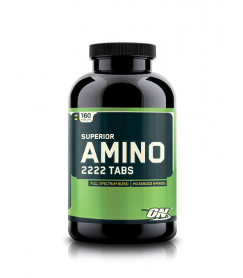 Optimum Nutrition Superior Amino 2222 160 табл