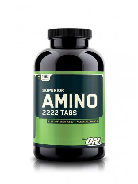 Optimum Nutrition Superior Amino 2222 160 табл
