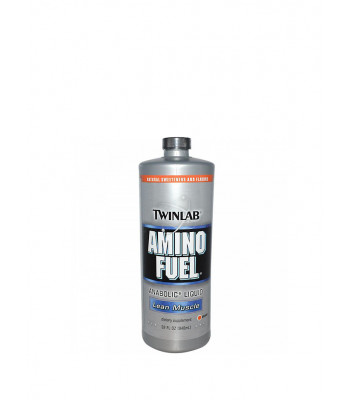 Twinlab Amino Fuel Liquid Natural 948 мл