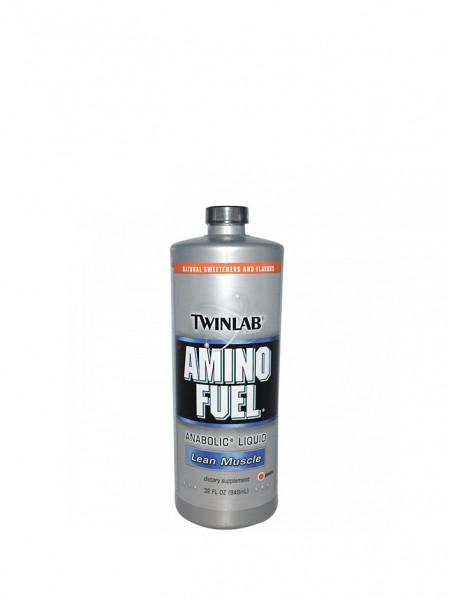 Twinlab Amino Fuel Liquid Natural 948 мл