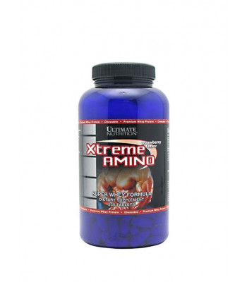 Ultimate Nutrition Xtreme Amino 330 таб
