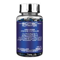 Scitec Nutrition Mega Arginine 90 капсул