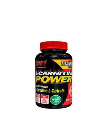 SAN L-Carnitine Power 60 капсул