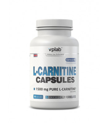 VPLab L-Carnitine 90 капсул