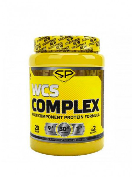 WCS COMPLEX 900 г Steel Power