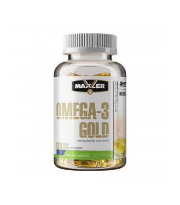 Maxler Omega-3 Gold 120 капc