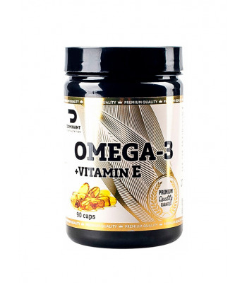 Omega 3 + Vitamin E Dominant 90 капсул