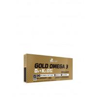 Olimp Gold Omega 3 Sport Edition 120 капс