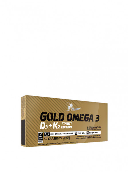 Olimp Gold Omega 3 Sport Edition 120 капс