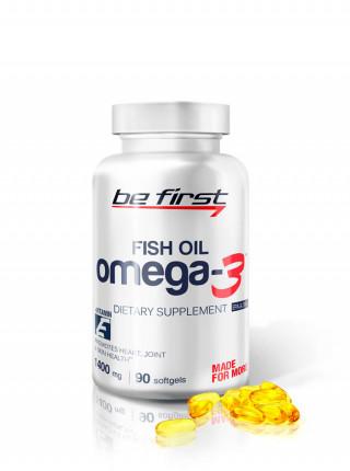 Be First Omega-3 + витамин Е 90 капс
