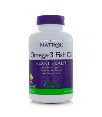 Natrol Omega 3 Fish Oil 1000 мг 150 капс