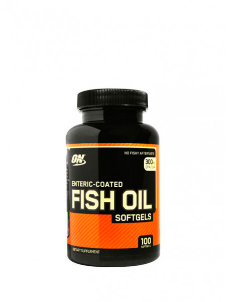 Optimum Nutrition Fish Oil 100 капсул