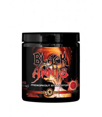 Gold Star Black Annis