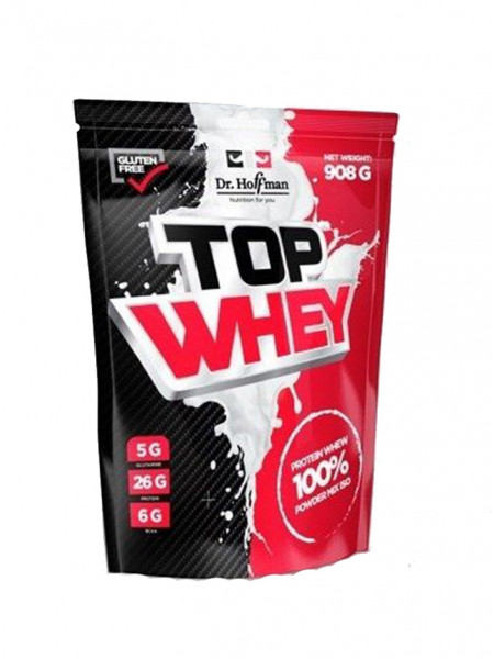 Dr.Hoffman TOP WHEY пакет 908 гр