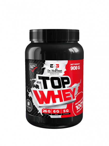 Dr.Hoffman TOP WHEY 908 г
