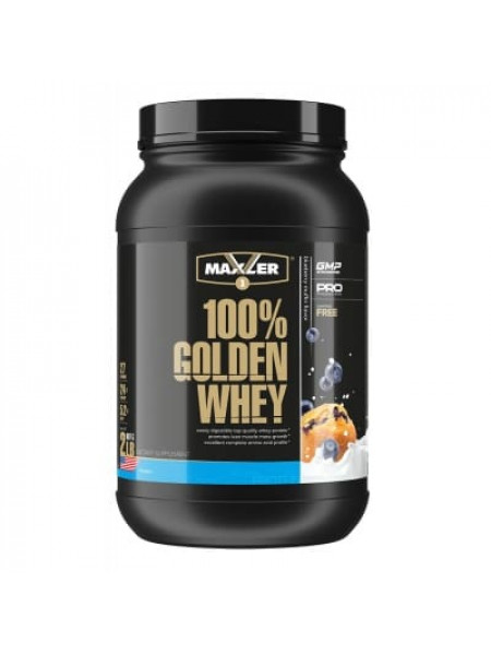Maxler 100% Golden Whey 908 г
