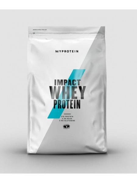 Myprotein Impact Whey Protein 1000 г