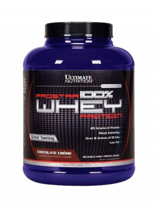 Ultimate Nutrition Prostar 100% Whey Protein 2390 г