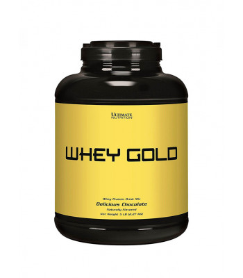 Ultimate Nutrition Whey Gold 2270 г
