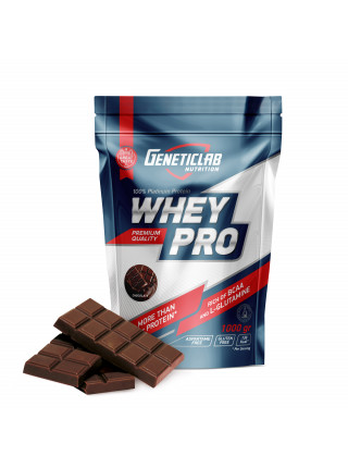 Geneticlab Whey Pro 100% Whey 1000 г