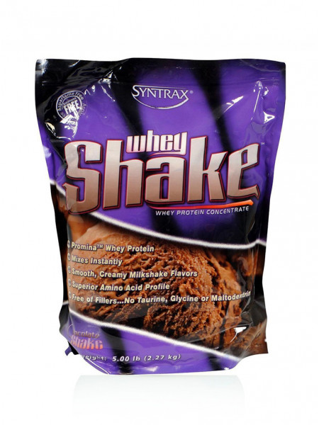 Syntrax Whey Shake 2270 г